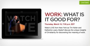 Watch the Live Event at 7:30 pm EDT